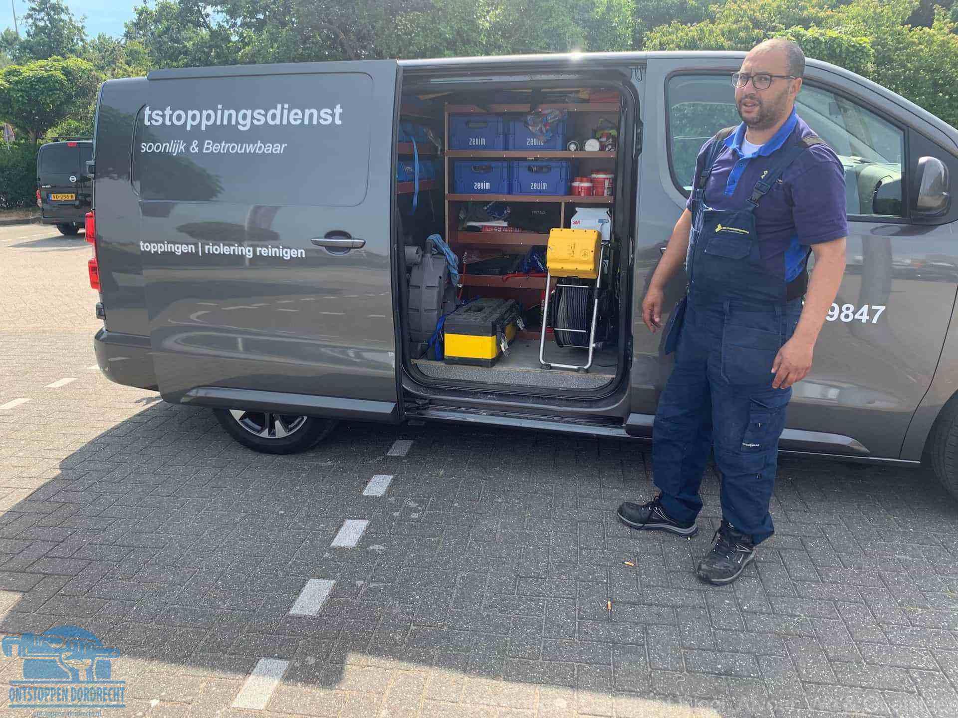Ontstoppingsdienst Dordrecht